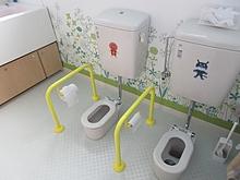 大岡園トイレ